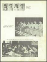 1971 Delight High School Yearbook Page 70 & 71