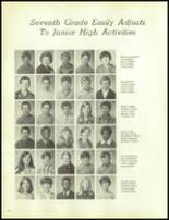 1971 Delight High School Yearbook Page 72 & 73