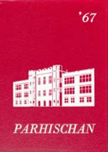 1967 Yearbook Parkersburg High School