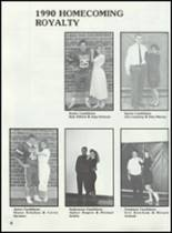 1991 Golden Plains High School Yearbook Page 10 & 11