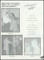 1991 Golden Plains High School Yearbook Page 12 & 13