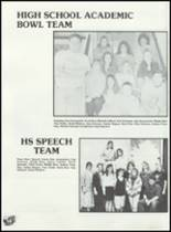 1991 Golden Plains High School Yearbook Page 18 & 19