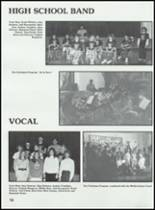1991 Golden Plains High School Yearbook Page 20 & 21