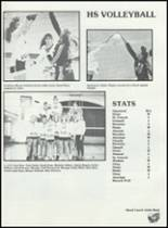 1991 Golden Plains High School Yearbook Page 22 & 23