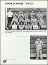 1991 Golden Plains High School Yearbook Page 28 & 29