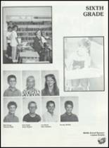 1991 Golden Plains High School Yearbook Page 38 & 39