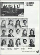 1991 Golden Plains High School Yearbook Page 40 & 41