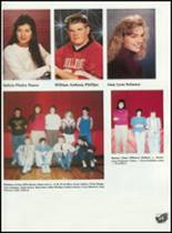 1991 Golden Plains High School Yearbook Page 44 & 45