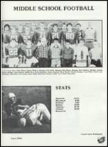 1991 Golden Plains High School Yearbook Page 50 & 51