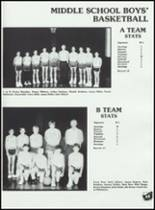 1991 Golden Plains High School Yearbook Page 52 & 53