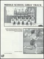 1991 Golden Plains High School Yearbook Page 54 & 55