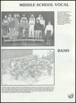1991 Golden Plains High School Yearbook Page 56 & 57