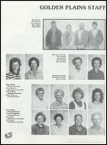 1991 Golden Plains High School Yearbook Page 64 & 65