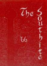 1966 Yearbook South High School