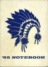 1965 Yearbook Oshkosh High School