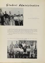 1950 Caldwell High School Yearbook Page 16 & 17