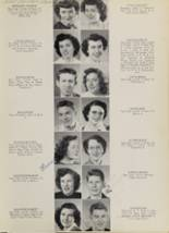 1950 Caldwell High School Yearbook Page 18 & 19