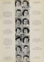 1950 Caldwell High School Yearbook Page 24 & 25