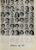 1950 Caldwell High School Yearbook Page 30 & 31