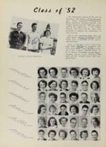 1950 Caldwell High School Yearbook Page 32 & 33