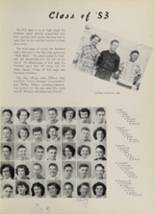 1950 Caldwell High School Yearbook Page 34 & 35