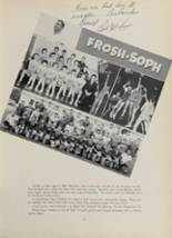 1950 Caldwell High School Yearbook Page 46 & 47