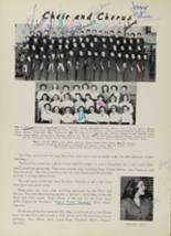 1950 Caldwell High School Yearbook Page 54 & 55