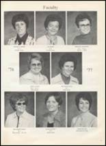 1977 Ninnekah High School Yearbook Page 14 & 15