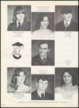 1977 Ninnekah High School Yearbook Page 20 & 21