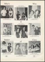 1977 Ninnekah High School Yearbook Page 24 & 25