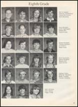 1977 Ninnekah High School Yearbook Page 42 & 43