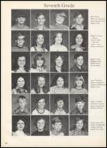 1977 Ninnekah High School Yearbook Page 44 & 45