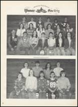 1977 Ninnekah High School Yearbook Page 62 & 63