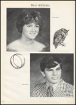 1977 Ninnekah High School Yearbook Page 66 & 67