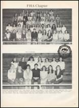 1977 Ninnekah High School Yearbook Page 74 & 75