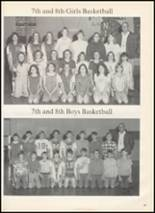 1977 Ninnekah High School Yearbook Page 84 & 85