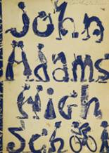 1954 Yearbook John Adams High School