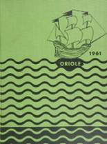 1961 Yearbook Evander Childs High School