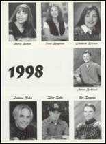 1998 Lincoln Central High School Yearbook Page 28 & 29