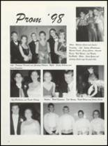 1998 Lincoln Central High School Yearbook Page 88 & 89