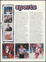 1998 Lincoln Central High School Yearbook Page 110 & 111