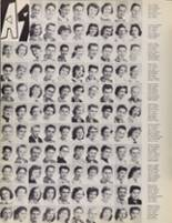 1957 Birmingham High School Yearbook Page 42 & 43