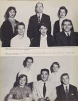 1957 Birmingham High School Yearbook Page 68 & 69