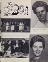 1957 Birmingham High School Yearbook Page 92 & 93
