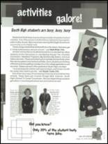 2003 Salina South High School Yearbook Page 44 & 45
