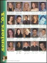 2003 Salina South High School Yearbook Page 54 & 55