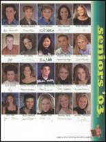 2003 Salina South High School Yearbook Page 60 & 61