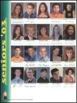 2003 Salina South High School Yearbook Page 62 & 63
