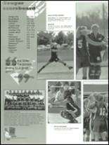 2003 Salina South High School Yearbook Page 166 & 167