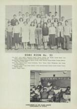 1949 East Palestine High School Yearbook Page 24 & 25